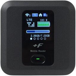 富士ソフト [FS030WMB1] SIMフリールーター FS030W
