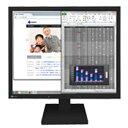EIZO [S1934-TBK] FlexScan 19インチ スクエア 液晶ディスプレイ(1280x1024/D-Sub15Pin/DVI/DisplayPort/スピーカー/LED/アンチグレア/IPSパネル/ブラック) 1