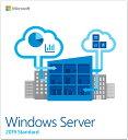 日本マイクロソフト [P73-07712] Microsoft Windows Server Standard 2019 64Bit Japanese 1 License DVD 16 Core License 10 Client