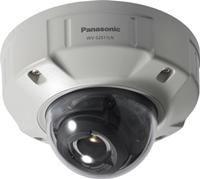 パナソニック [WV-S2511LN] 屋外HDバンダルNWカメラ(IR LED)