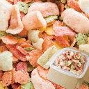 【訳あり】鯛祭り広場 海鮮ミックスせんべいどっさり1kg