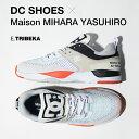 ミハラヤスヒロ コラボ スニーカー DC SHOES × Maison...