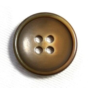 ビンテージ84 15mm (color.43ベージュ)コート対応ボタン