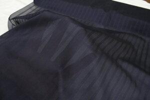 甲州織涼しいメッシュ袖裏670番紺