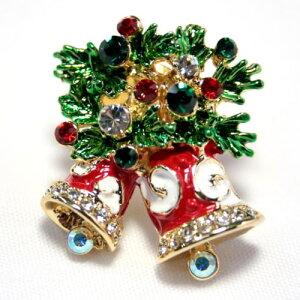 クリスマス レディース アクセサリー