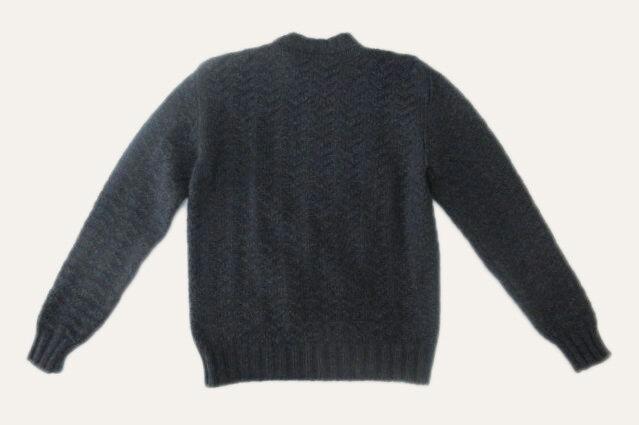 メンズ ドルチェ&ガッバーナ バージンウールセーター 50