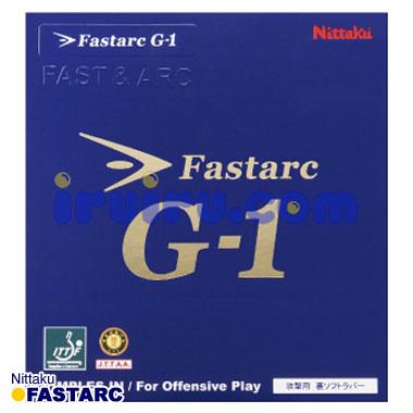 卓球, 卓球用ラバー  12 Nittaku() G-1 G1
