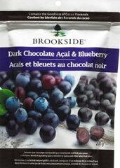 話題のアサイー&ブルーベリーのチョコレートブルックサイド ダークチョコレート アサイー&...