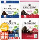 【送料無料※遠方除く・4袋セット】【冷蔵】ブルックサイドダークチョコレート 235g×4袋 (3種より選択) その1