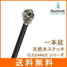 杖 ステッキ 高級 一本杖 天然木 ストレート杖 ブナ 【送料無料】 ドイツ ガストロック社