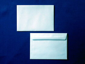 洋封筒YS2ソフトブルー枠なし