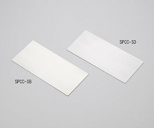 ★ポイント最大7倍★-テストピース ダル鋼板 SPCC-SD 型番SPCC-SD aso1-3782-02 -...