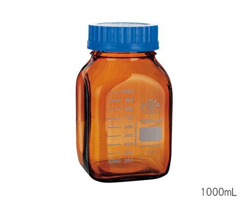 ★ポイント最大7倍★-広口メディウム瓶 遮光 1000mL SIMAX 型番2080M/H1000 JAN85...