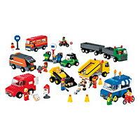 街では様々な車が仕事で使われています。車はどのように使われているか考えてみましょう。【ご...