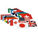 ★ポイント最大15倍★【教育施設様限定商品】-ed 149173 万国旗20 メーカー名 エバニュー-【教育・福祉】