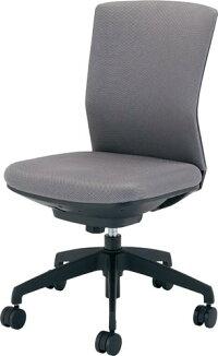 【送料・組立・設置が無料】-(SFN−46M0−Fグレ−)シンフォート回転椅子布張りグレーアイリスチトセ株式会社kaf007165-【お買い得商品】