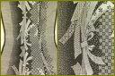 伝統的工芸品・・・最高の技術旗印◎特選 本場 大島着尺 12マルキ反物『展示品』 絹100%  送...