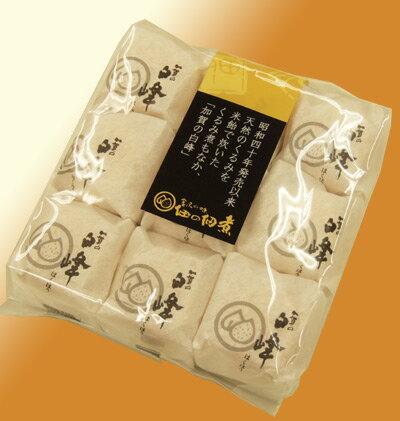 [foods boiled down in soy of Kanazawa, Tsukuda] .9 Shiramine bags case of Kaga