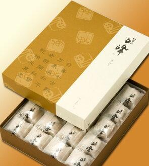 [Kanazawa and tsukuda's Tsukudani] Kaga shiramine 20 pieces