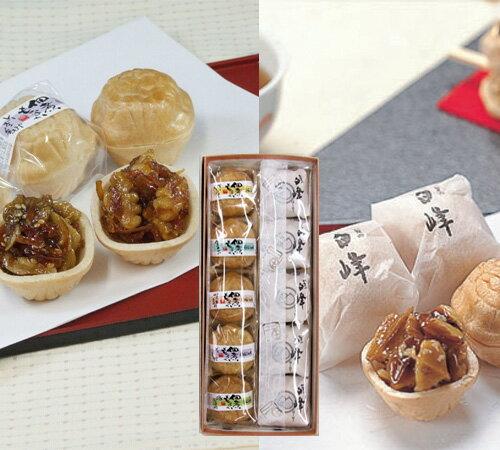 [Kanazawa, tsukuda's Tsukudani, Kaga shiramine and boiled hard Pack 10 pieces