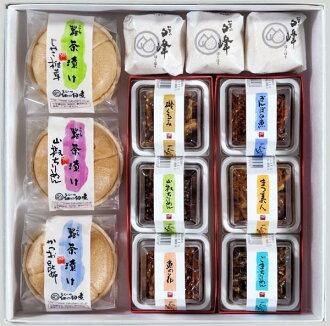 Tsukuda's Tsukudani and tasting set