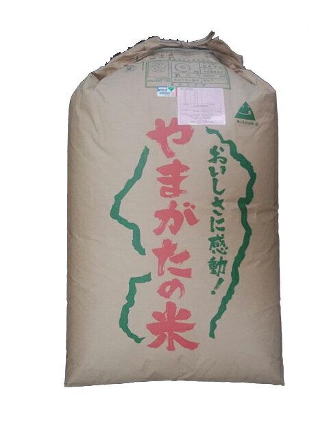 山形県産つや姫(減農薬)令和2年産1等米・特A米25kg玄米