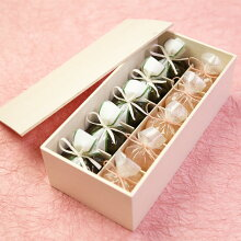 【全国送料無料】恋桜(こいざくら)5個・抹茶羊羹(まっちゃようかん)5個木箱入