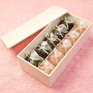 【全国送料無料】恋桜5個・せせらぎ5個木箱入