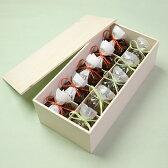 【全国送料無料】 涼菓 せせらぎ5個・水羊羹5個 木箱入り 鶴屋光信 京都 和菓子 贈答 ギフト