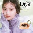 Diya 1day(ダイヤワンデー) [14.5mm/1day/10枚] フチあり 3