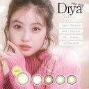 Diya 1day(ダイヤワンデー) [14.5mm/1day/10枚] フチあり 1