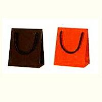 [業務用]紙袋手提げ ブライトバック(無地)T-5小サイズ 10枚