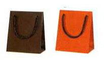 [業務用]紙袋手提げ ブライトバック(無地)MW小サイズ 10枚