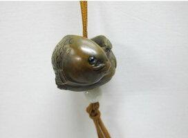 一刀彫の木彫りの作品〜鯉〜仕様:無垢/材料:柘(木彫/彫刻/手彫り/天然木/一点物)