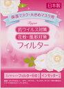 ツーヨンの保湿・大きめマスク用抗ウイルス対策・花粉対策フィルター6枚入り2パック