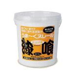日本プラスター うま〜くヌレール 漆喰 5kg ホワイト 12UN01 うまくぬれーる 漆喰 粉 1個