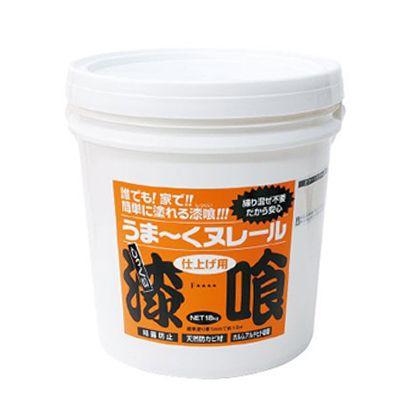 日本プラスター うま〜くヌレール 漆喰 クリーム 12UN22 1個 0
