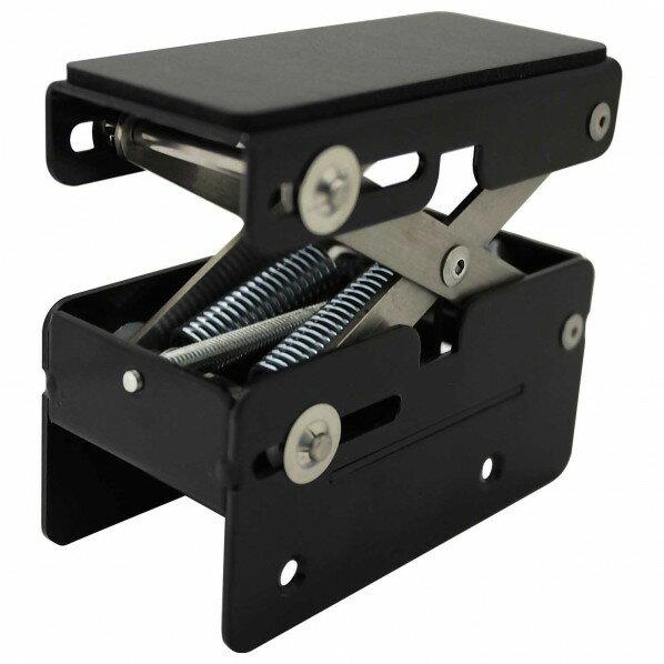 和気産業 Walist ウォリスト 2×4材用金具 黒 WAT-001 1セット