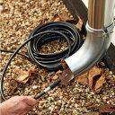 ボッシュ 高圧洗浄機用パイプクリーニングホース10m 10000x29x29mm F016800362 1巻 2