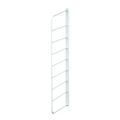 LABRICO(ラブリコ) シェルフフレーム6 白 幅2cm×奥行16.5cm×高さ57cm WFW-56 1個