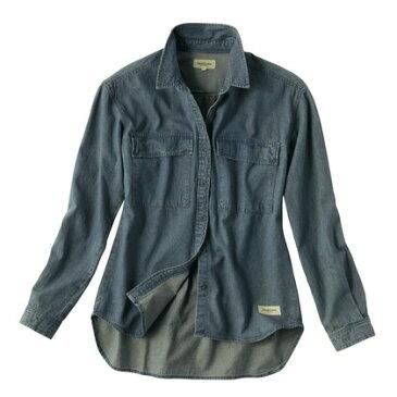 monkuwa ダンガリーシャツ 07サックス L MK36101