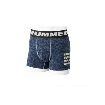 HUMMER アンダーウェア ネイビー M 9052-40 1枚