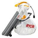 RYOBI(リョービ) ブロワーバキューム 黄色 電動式ブロワー RESV-1020V 1台