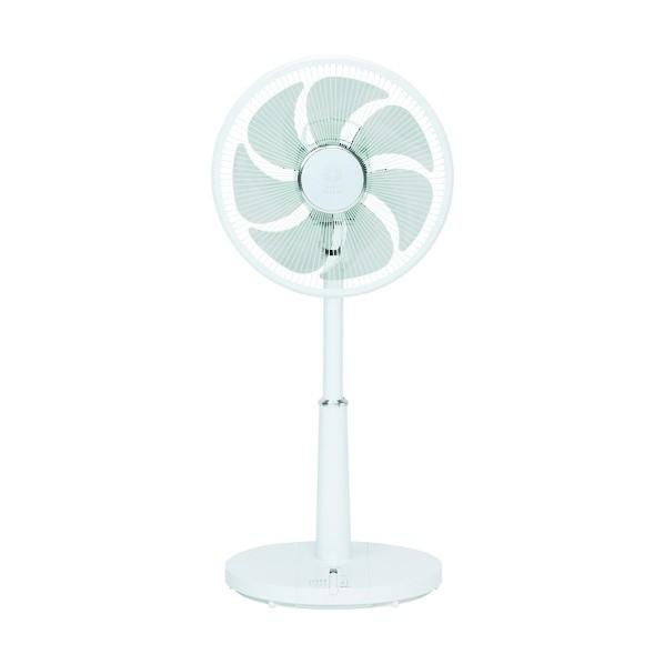トヨトミ トヨトミ DCリビング扇風機 635×170×355MM FS-D30JR(W) 1個