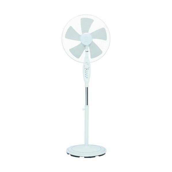 トヨトミ トヨトミ ACフロア扇風機 570×220×460MM FS-F40J(W) 1個
