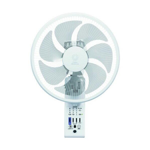 トヨトミ トヨトミ AC壁掛け扇風機 420×235×368MM FW-S30JR(W) 1個