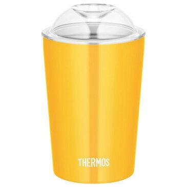 サーモス 保冷ストローカップ オレンジ(OR) 幅8×奥行8×高さ13.5cm JDJ-300 1個
