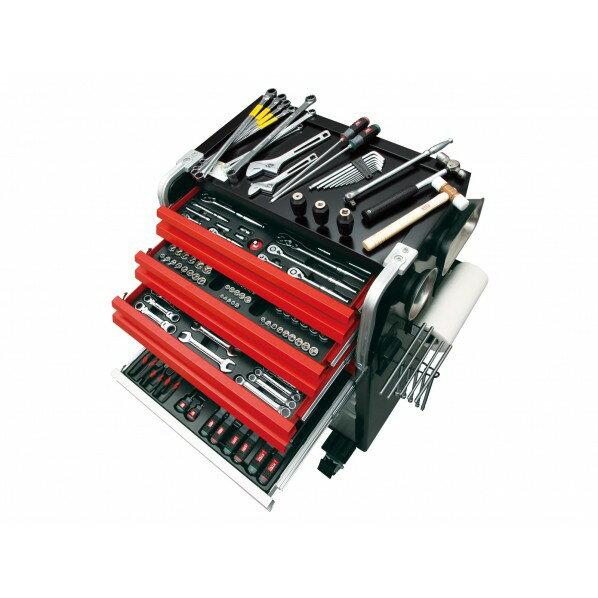※法人専用品※KTC 223点工具セット(エキスパートセット) SK8020AEXTQ 1セット
