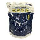 ガナ・ジャパン すっごい掃除水 詰替 400ml SGS-T400 1個