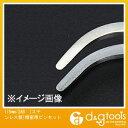エスコ 精密ピンセット ステンレス製 115mm (EA595AK-73)